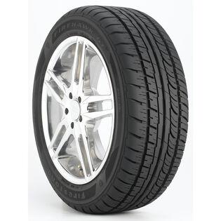 Firestone Firehawk GT tire - angle