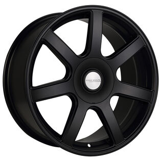 Core Racing Storm Satin Black Wheel