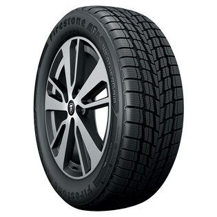Firestone Weathergrip tire - angle