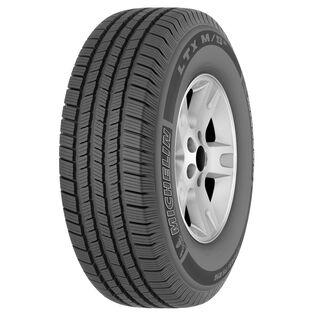 Michelin LTX M/S2 tire - angle
