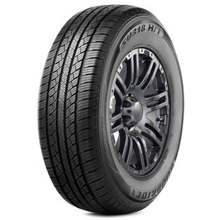 Goodride SU318 tire - angle