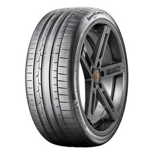 Continental CONTISPORTCONTACT 6 tire - angle