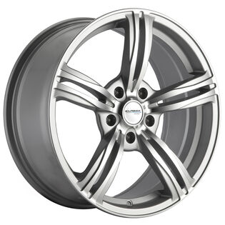 Klasse Concept-M Silver Wheel