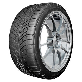 BFGoodrich G-Force Comp 2 AS tire - angle
