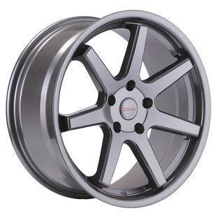 Street Gear Chicane Gunmetal Wheel