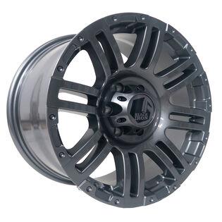 Black Iron Rebel Gunmetal Wheel
