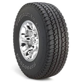 Firestone Destination A/T tire - angle