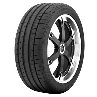 Continental EXTREMECONTACT DW tire - angle