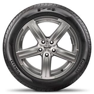 Pirelli P4 Four Season Plus tire - angle