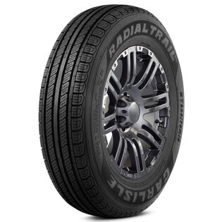 Carlisle Radial Trail HD Trailer Tire - Angle