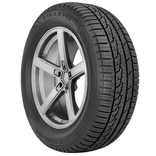 Sumitomo HTR AS P03 tire - angle