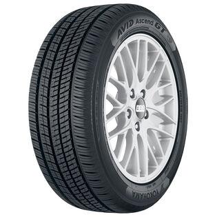 Yokohama Avid Ascend GT tire – angle