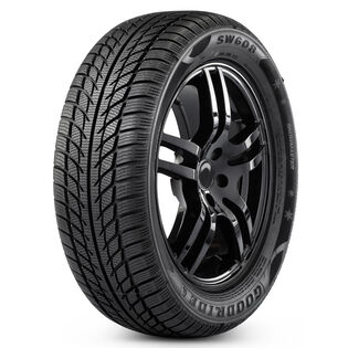 Goodride SW608 tire - angle