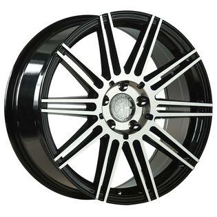 Klasse Isetta Black Gloss Wheel