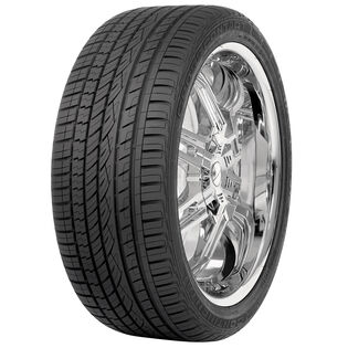 Continental CONTICROSSCONTACT UHP tire - angle