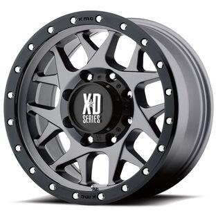 XD Series XD127 Grey Wheel