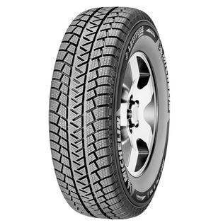 Michelin LATITUDE ALPIN tire - angle