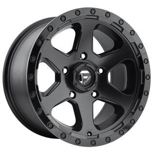 Fuel Ripper Black Matte Wheel
