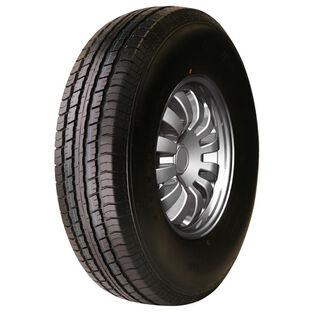 Bearway Trailer Tire - Angle
