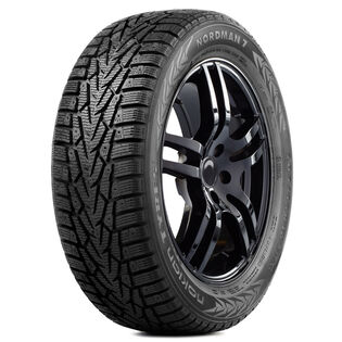 Nordman 7 tire – angle