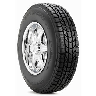 Firestone Winterforce LT tire - angle