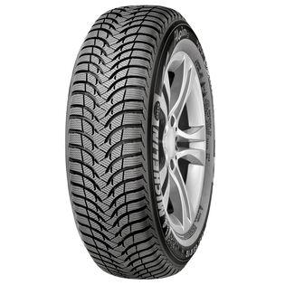 Michelin ALPIN A4 tire - angle