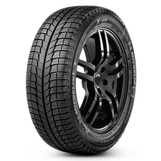 Michelin X-ICE XI3 tire - angle