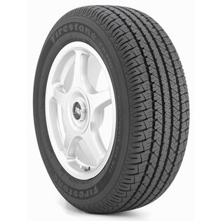 Firestone FR710 tire - Angle