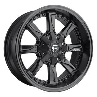 Fuel Hydro Black Wheel