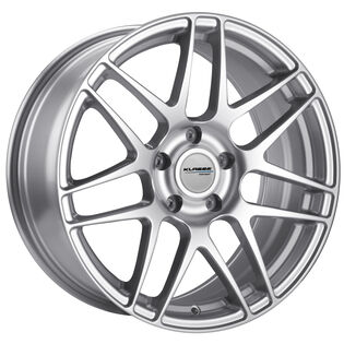 Klasse Apex Silver Wheel