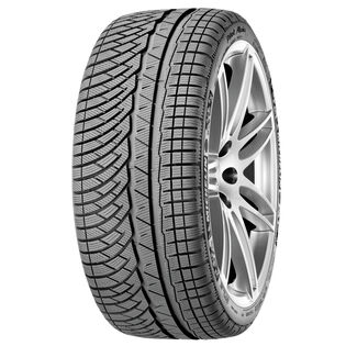 Michelin PILOT ALPIN PA4 tire - angle