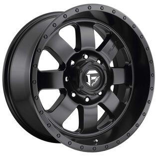 Fuel Baja Grey Wheel