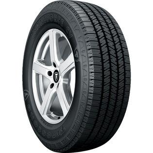 Firestone Transforce CV tire - angle
