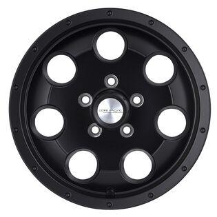Core Racing Duke Black Satin Wheel - Face