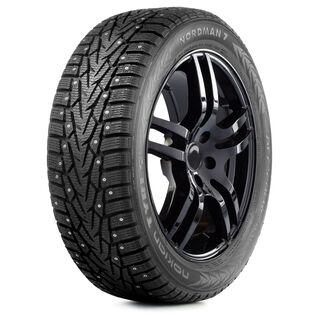 Nordman 7 Studded tire – angle