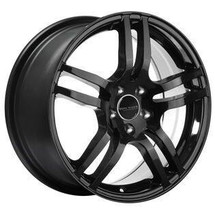 Core Racing Impulse Black Gloss Wheels