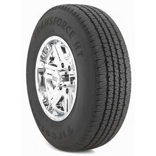 Firestone Transforce H/T tire - angle