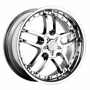 Klasse Roadster Chrome Wheel