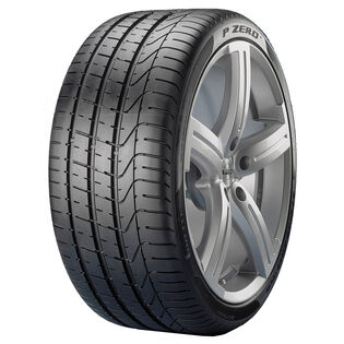 Pirelli P Zero tire - angle