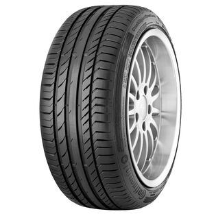 Continental CONTISPORTCONTACT 5 tire - angle