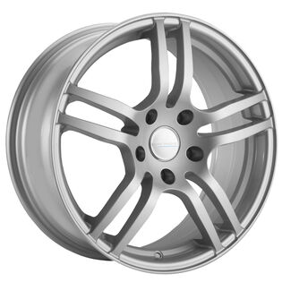 Core Racing Impulse Silver Wheel