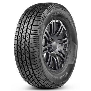 Multi-Mile Wild Country XRT III tire - angle