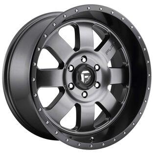 Fuel Baja Black Satin Wheel
