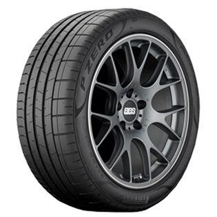 Pirelli P-Zero PZ4 tire - angle