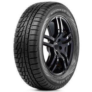 Nordman WR tires – angle