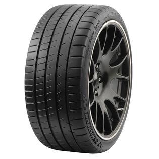 Michelin PILOT SUPER SPORT tire - angle