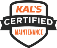 certified maintenance logo