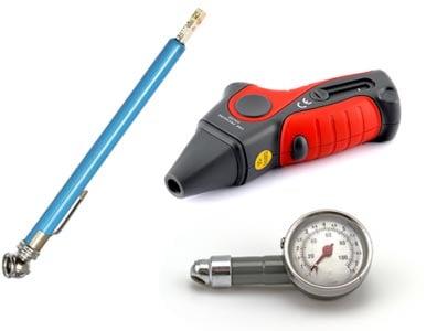 tire-pressure gauges