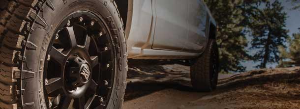 Nitto Rebate SUV and Light Truck