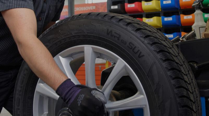 Kal Tire Auto Mechanical Services